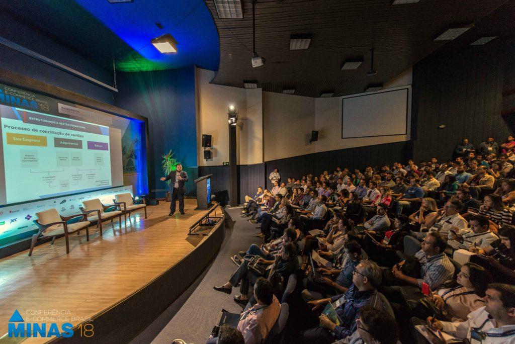 Conferência E-Commerce Brasil Minas 2018 foto 12