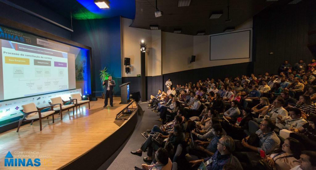 Conferência E-Commerce Brasil Minas 2018 foto 11